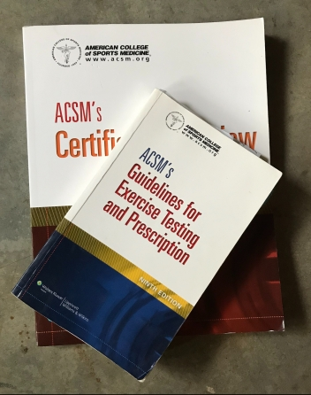 American College of Sports Medicine Guidelines for Exercise Testing and Prescription