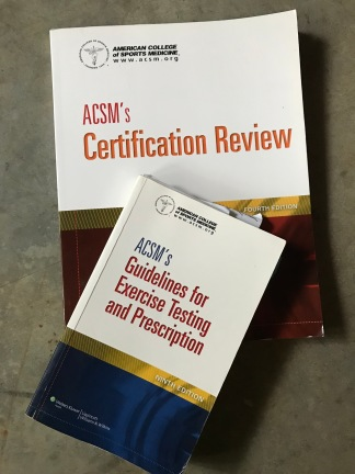 ACSM's Certification Review and Guidelines for Exercise Testing and Prescription